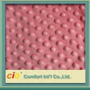 Buy cheap Bubble Short Plush Faux Fur Fabric For Garment Funiture Toys product