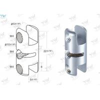 Buy cheap Satin Finishing Double Sided Clamp Wall Picture Hanging System Components from wholesalers