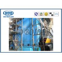 Buy cheap Industrial Self Supporting Corner Tube Boiler With Natural Circulation Cooling from wholesalers