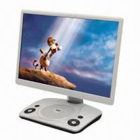 Buy cheap 14.1-inch TV/Monitor/DVD Player, Supports SD/MMC Memory Card and AV/VGA/HDMI Input  from wholesalers