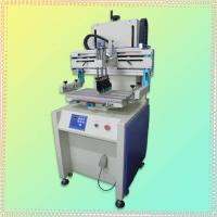 Buy cheap HS-500P screen printing machine for clothing fabric garment jute bags from wholesalers