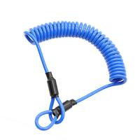 Buy cheap Multi Function Coiled Tool Lanyard Anti Theft Elastic Bungee With Loop Ends from wholesalers