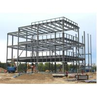 Buy cheap Warehouse Shed / Residential Steel Frame Construction Rust Proof ASTM Standards from wholesalers