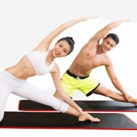 Buy cheap Non SlipFitness Yoga Mat Extra Thick Yoga Mat 10mm NRB Material For Men / Women from wholesalers