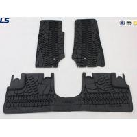 Buy cheap Rubber 4X4 Car Floor Mat for Jeep Wrangler Jk 2/4 doors 2007-2014 from wholesalers