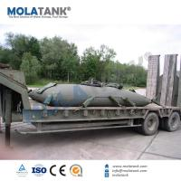 Buy cheap Molatank High Quality Big size Rainwater Collection flexible Pillow Shape bladder tank 500L to 500,000L from wholesalers