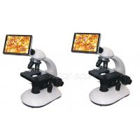 Buy cheap 9.7 Inch 400x Digital Wireless LCD Screen Microscope With 5.0 Mega Pixels CMOS from wholesalers