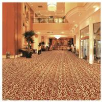 Buy cheap Jacquard PVC Commercial Flooring / Waterproof PVC Flooring Various Color from wholesalers