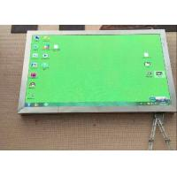 Buy cheap Iron Cabinet HD P6 Outdoor SMD LED Display advertisement Energy Saving Led Lamps from wholesalers