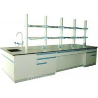 Buy cheap Chemical Resistant All Steel Structure Modular Laboratory Furniture Physical Lab Bench from wholesalers