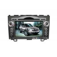 Buy cheap 7 Inch Car DVD Player For HONDA CRV(2006-2011),GPS,DVD,BT,PIP Function from wholesalers