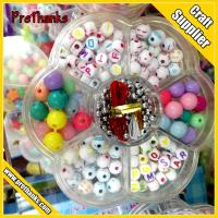Buy cheap All Types Of Kids DIY Toys Set Bracelets Beads from wholesalers