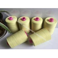 Buy cheap High Tensile Strength Fire Resistant Sewing Thread 20S/3 For Nomex Dust Filter Bag Making from wholesalers