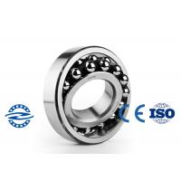 Buy cheap Double Row 1206 Self Aligning Ball Bearing Corrosion Resistant For Gear Motor ABEC-3 from wholesalers