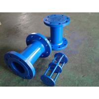 Buy cheap GGG40 Epoxy Coating Industrial Water Meter Strainer / Filter DN50 ~ DN300 product