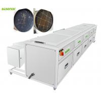 Buy cheap Diesel Particulate Filter Cleaning Industrial Washing Machine With Drying system from wholesalers