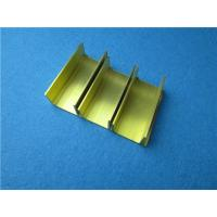 Buy cheap Extruded Brass Window Frame Copper Alloy Extruding Hardware Profiles from wholesalers