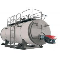 Buy cheap Horizontal Type High Pressure Industrial Steam Boiler , Oil Fired Steam Boiler product
