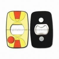 Buy cheap PVC Bottle Openers from wholesalers