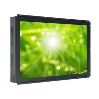 High Brightness Open Frame Touch Display 49'' Steel Construction Designed