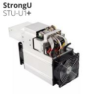 DCR Miner Bitcoin Mining Device StrongU STU-U1+ Hashrate 12.8Th/s Miner U1 Plus In Stock