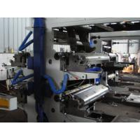 Buy cheap Plastic Film / Bag Printing Machine 4 Color Flexographic Printing press from wholesalers