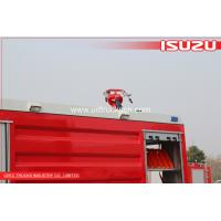 Buy cheap NKR77 Water Fire Truck (water mist) from wholesalers