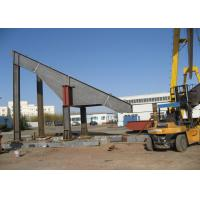 Indian Strong Structural Steel , Bracing Platform Heavy Steel Construction