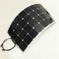 Buy cheap GOOD ! USA Sunpower Flexible solar panel 180W high efficiency USA cell solar crystalline p from wholesalers