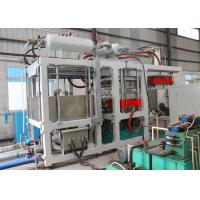 Buy cheap Recycled Pulp Molding Machinery , Vacuum Forming Paper Plates Making Machine from wholesalers