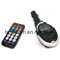 Buy cheap Car Bluetooth MP4 WMA Wireless FM Transmitter from wholesalers