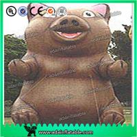 Buy cheap Brand New Event Animal Advertising Inflatable Pig Replica For Sale from wholesalers