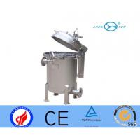 Buy cheap Liquids Sanitary Grade S - Multi Bag Filter Housing With Handwheel from wholesalers