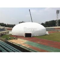 Buy cheap Large PVC Tarpaulin Inflatable Dome Tent For Activity / Party / Advertising from wholesalers
