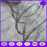 Buy cheap stainless steel razor barbed wire from wholesalers