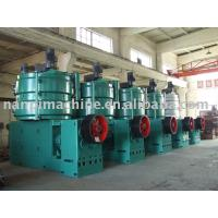Buy cheap oil press machine, sunflower seed oil press machine , oil processing line from wholesalers