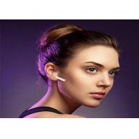 Buy cheap V1 Bluetooth Headset Wireless Earphone Small Music Earbud Noise Cancelling Earpiece Handsfree with Mic for iPhone Androi from wholesalers
