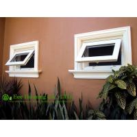 Double glazing Upvc windows,awning windows, PVC top hung window