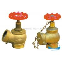 Buy cheap Marine Brass Fire Hydrant USA Pin Type from wholesalers