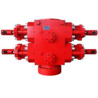 Buy cheap large Ram BOP Blow Off Preventer installed in stacks to seal / control / monitor oil from wholesalers