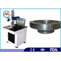 Buy cheap SGS Automatic CO2 Portable Laser Marking Machine For Glass / Water Bottle from wholesalers