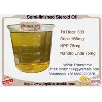 Buy cheap Injectable Multi Blend Deca Liquid Tri Deca 300 Mg/Ml For Big Muscle Growth from wholesalers