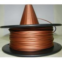 Buy cheap Metal Copper Filament 1.75 3.0mm Metal 3d Printing Filament Natural Copper product