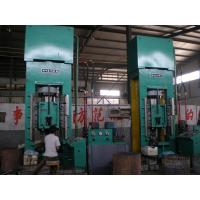Strongest High Speed Hydraulic Extrusion Press 200 Ton 8 Facet Guiding