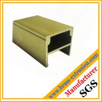 Buy cheap chinese manufacturer brass ARCHITECTURAL EXTRUSIONS window door frame profile from wholesalers