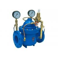 Buy cheap Pressure Reducing Valve  DN 300 PN16 With Pilot Circuit  Including Automated Control Downstream Pressure product
