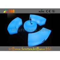Buy cheap LED plastic coffee table , Waterproof Lighting bar Chair from wholesalers