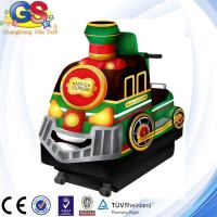 Buy cheap 2014 MINI TRAIN kiddie amusement rides train coin operated electric track train for sale from wholesalers