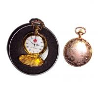 China Commercial Pocket Watch For Men , Waterproof Gift Automatic Quartz Watches on sale