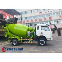 Buy cheap HOWO Concrete Mixer Truck from wholesalers